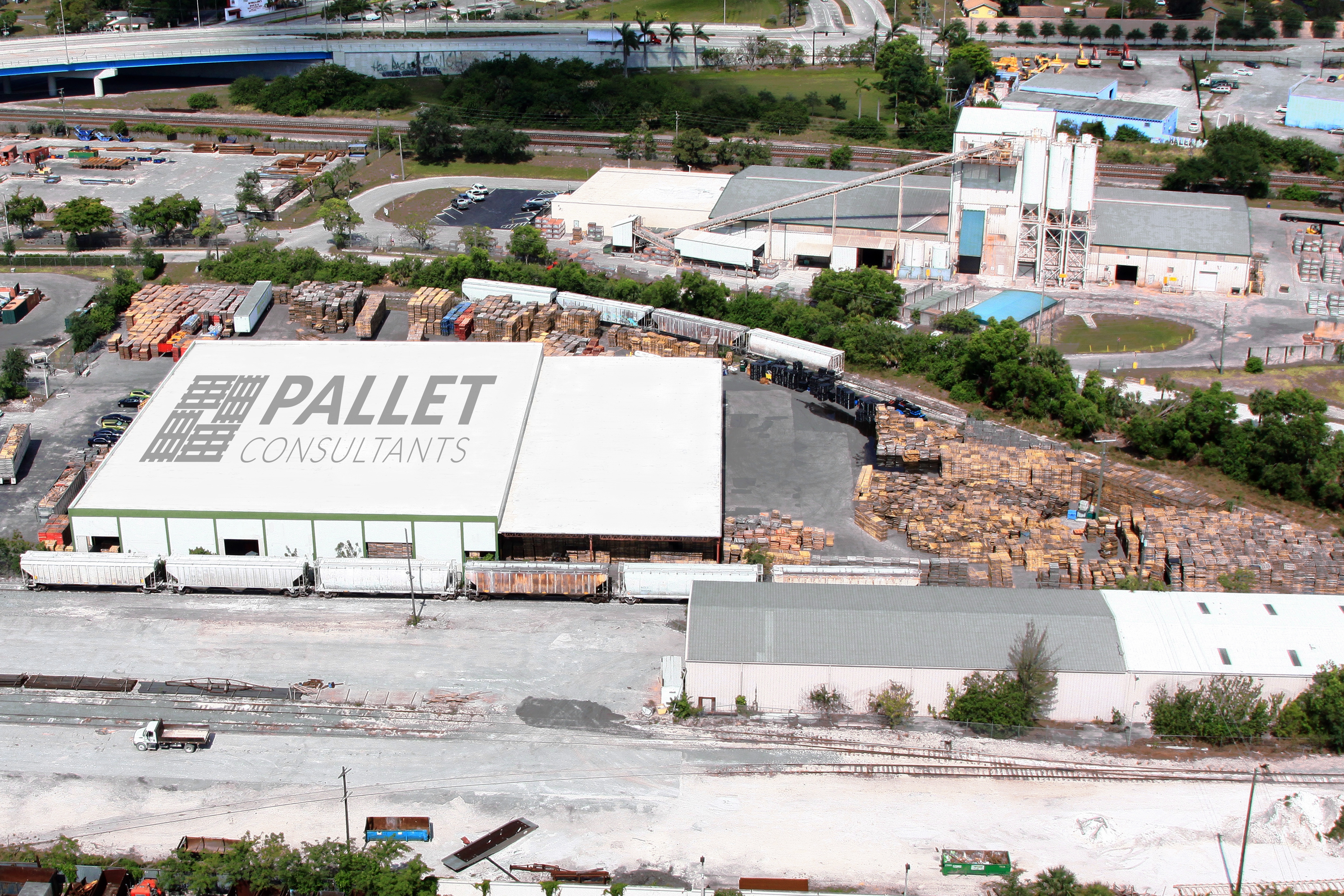 Pallets in Pompano Beach
