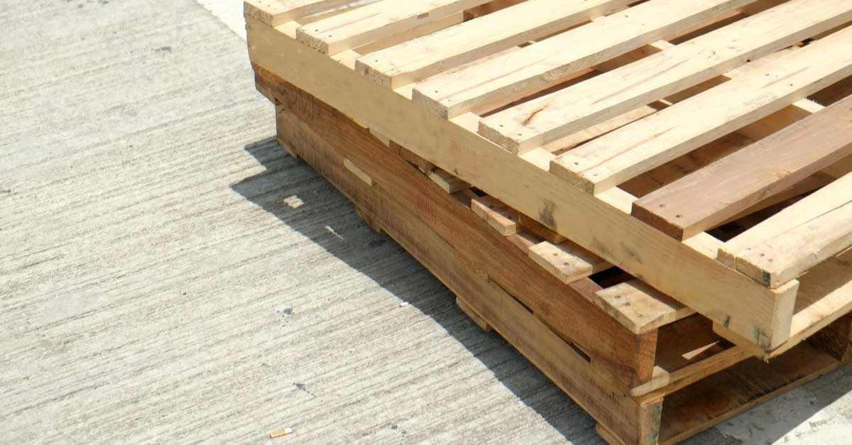Remanufactured Pallets