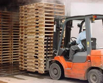 Heat Treating Pallets