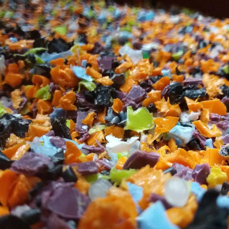 Industrial Plastic Recycling