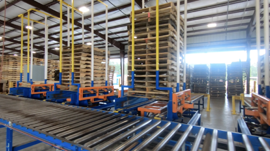 Pallet Recycling Company | Pallet Consultants