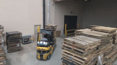 On Site Pallet Repair | Pallet Consultants