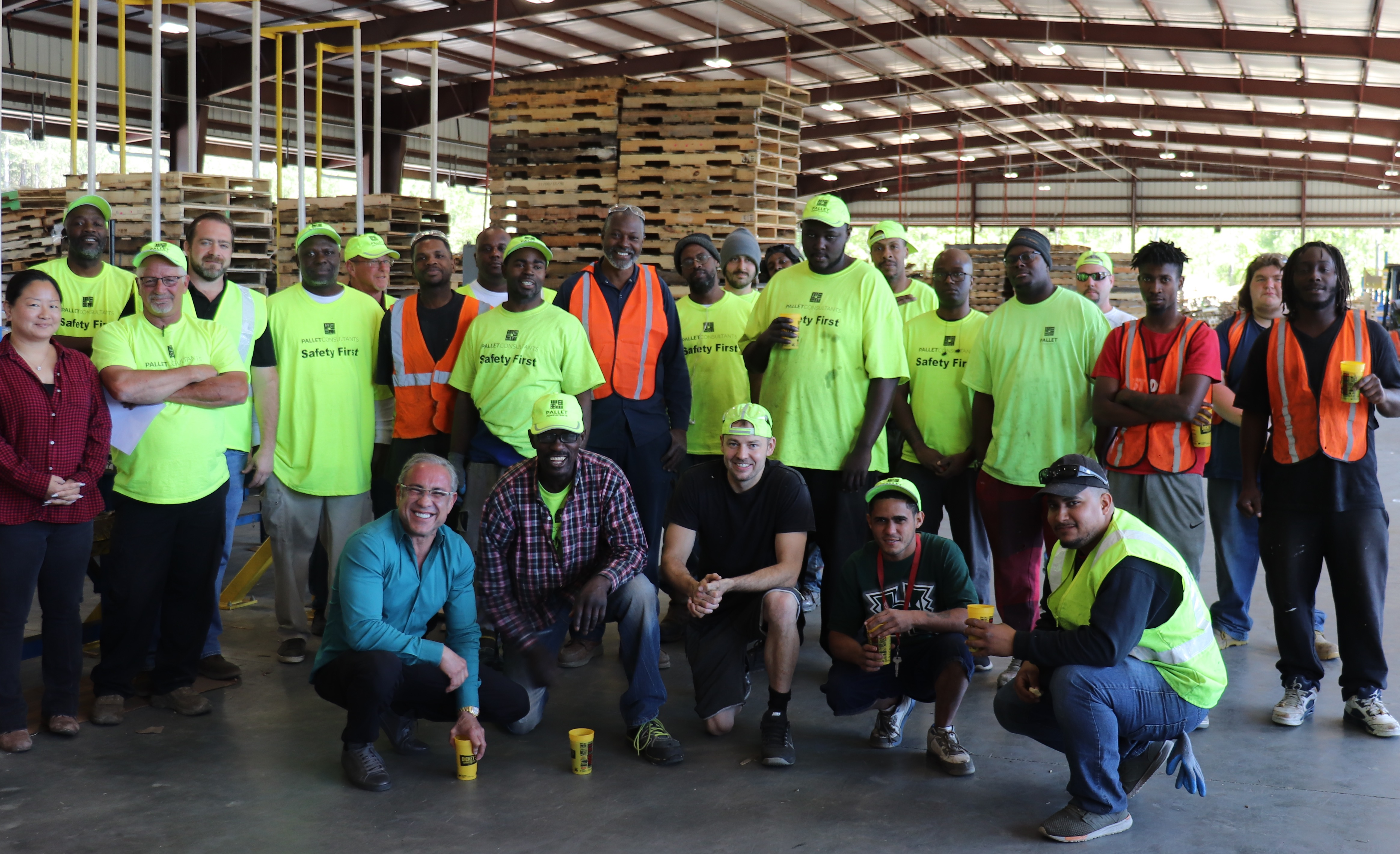 5 Benefits of Working With a Minority-Owned Company | Pallet Consultants